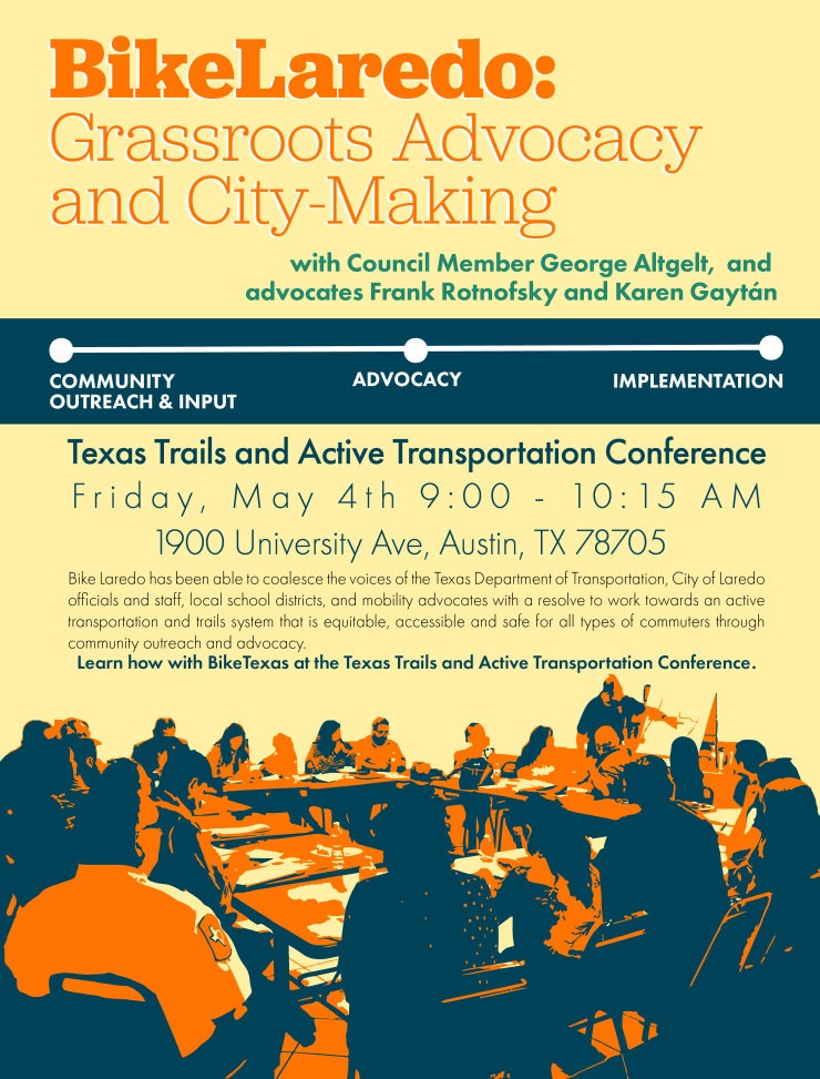 Trails Conference Poster