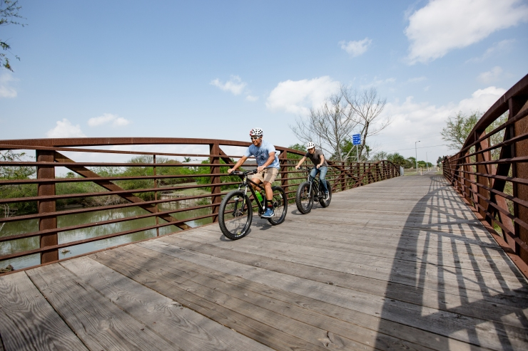 Brownsville Trail_Lower Rio Grande Valley Active Plan_Photo by Mark Lehmann